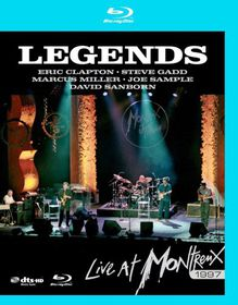 Legends: Live in Montreux - 1997 - (Import Blu-ray Disc)