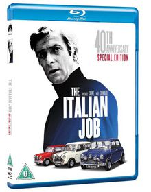 The Italian Job - (Import Blu-ray Disc)
