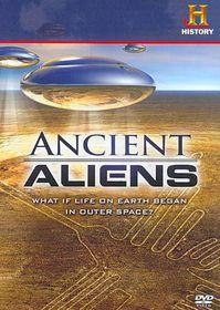 Ancient Aliens - (Region 1 Import DVD)