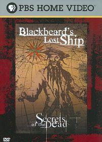 Blackbeard's Lost Ship - (Region 1 Import DVD)