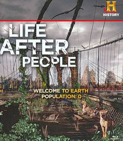 Life After People - (Region A Import Blu-ray Disc)