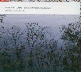 Gade: Sonatas For Violin And Piano - Sonatas For Violin And Piano (CD)