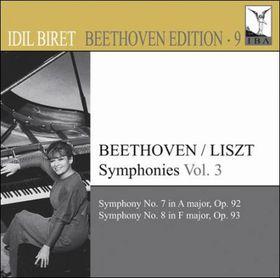 Beethoven: Symphonies Vol 1 (arr Piano) - Symphonies - Vol.1 (CD)
