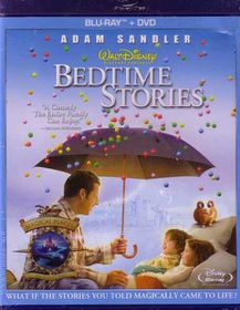 Bedtime Stories (Blu-ray/DVD Combo)