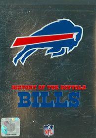 History of the Buffalo Bills - (Region 1 Import DVD)
