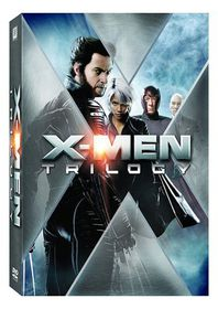 X-Men Trilogy - (Import DVD)