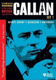 Callan Set 1 - (Region 1 Import DVD)