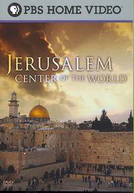 Jerusalem:Center of the World - (Region 1 Import DVD)
