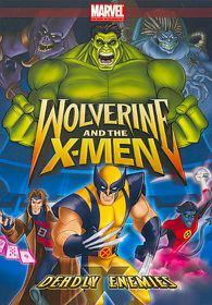 Wolverine and the X Men:Deadly Enemie - (Region 1 Import DVD)