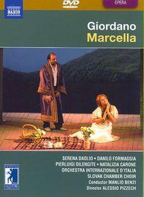 Giordano: Marcella - Marcella - Filmed At The Palazzo Ducale (DVD)