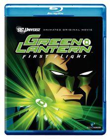Green Lantern:First Flight - (Region A Import Blu-ray Disc)