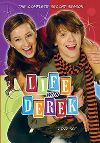 Life with Derek:Complete Second Seaso - (Region 1 Import DVD)