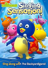 Backyardigans:Singing Sensation - (Region 1 Import DVD)