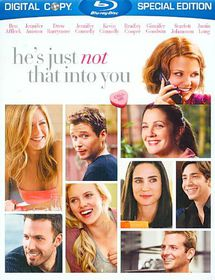 He's Just Not That into You - (Region A Import Blu-ray Disc)