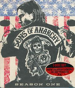 Sons of Anarchy Season 1 - (Region A Import Blu-ray Disc)