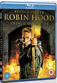 Robin Hood: Prince of Thieves (Blu-ray)