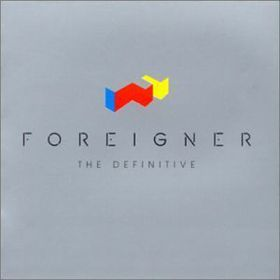 Foreigner - Definitive Foreigner (CD)