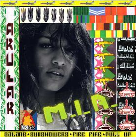 M.I.A - Arular (CD)