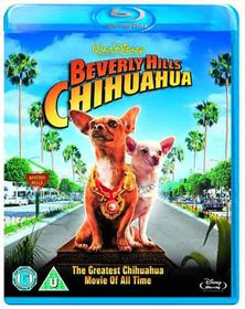 Beverly Hills Chihuahua - (Import Blu-ray Disc)
