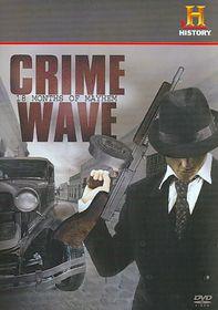 Crime Wave:18 Months of Mayhem - (Region 1 Import DVD)