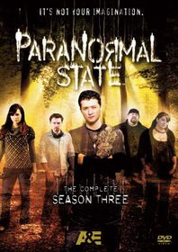 Paranormal State:Complete Season 3 - (Region 1 Import DVD)