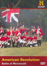 American Revolution:Battle of Monmout - (Region 1 Import DVD)