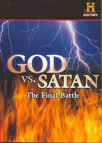 God Vs Satan - (Region 1 Import DVD)