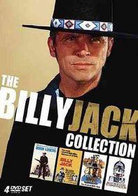 Billy Jack Box Set - (Region 1 Import DVD)