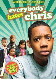 Everybody Hates Chris:Fourth Season - (Region 1 Import DVD)
