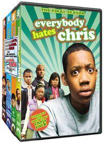 Everybody Hates Chris:Four Season Pac - (Region 1 Import DVD)