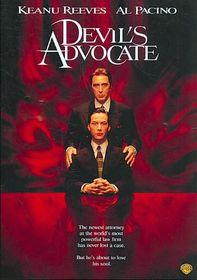 Devil's Advocate - (Region 1 Import DVD)