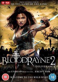 Bloodrayne 2 - Deliverance - (Import DVD)