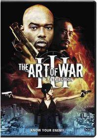 Art of War III:Retribution - (Region 1 Import DVD)