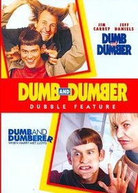 Dumb and Dumber Double Feature - (Region 1 Import DVD)