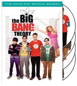 Big Bang Theory:Complete Season 2 - (Region 1 Import DVD)