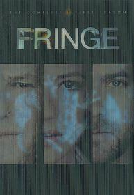 Fringe:Complete First Season - (Region 1 Import DVD)