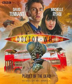 Doctor Who:Planet of the Dead - (Region A Import Blu-ray Disc)