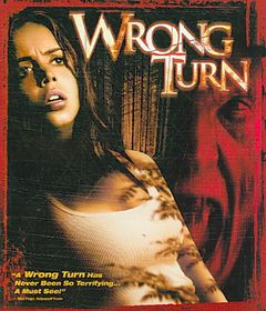 Wrong Turn - (Region A Import Blu-ray Disc)