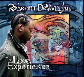 Devaughn Raheem - The Love Experience (CD)