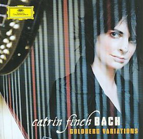 Bach - Goldberg Variations, BWV 988 (CD)