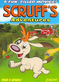 Scruff's Adventures - (Region 1 Import DVD)