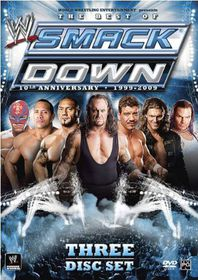 Best of Smackdown 10th Anniversary - (Region 1 Import DVD)