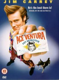 Ace Ventura: Pet Detective - (DVD)