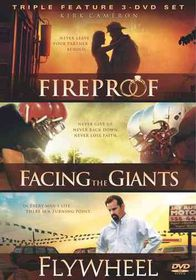 Fireproof/Facing the Giants/Flywheel - (Region 1 Import DVD)