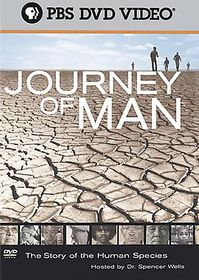 Journey of Man - (Region 1 Import DVD)