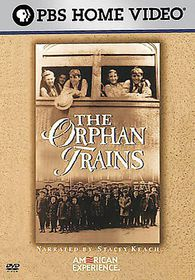 American Experience:Orphan Trains - (Region 1 Import DVD)