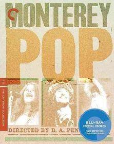 Monterey Pop - (Region A Import Blu-ray Disc)