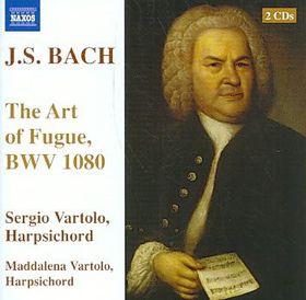 Bach: Art Of The Fugue - Art Of The Fugue (CD)