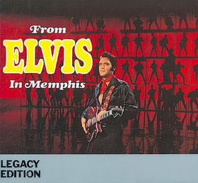 Presley Elvis - From Elvis In Memphis (Legacy Edition) (CD)