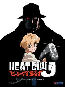 Heat Guy J:Complete Collection - (Region 1 Import DVD)